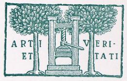 Badger/Gorham Press insignia