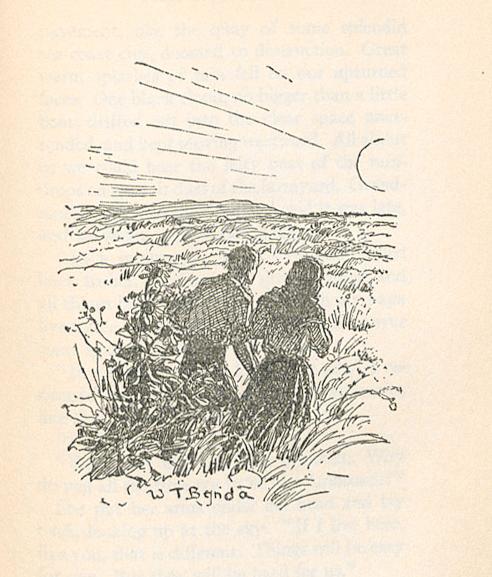 Image of 'Jim and Ántonia'