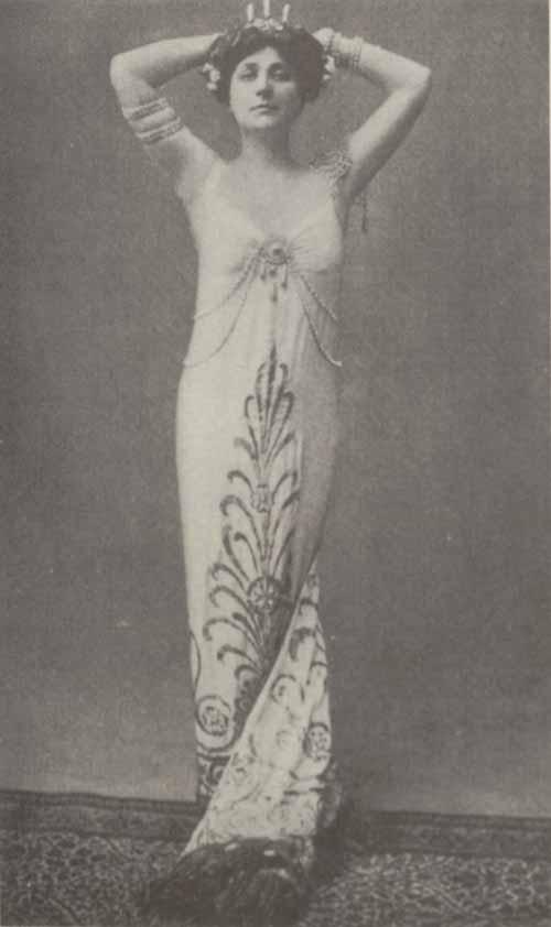 Photo of Mary Garden.