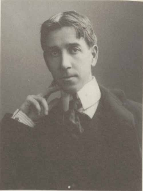 Photo of Ethelbert Nevin.