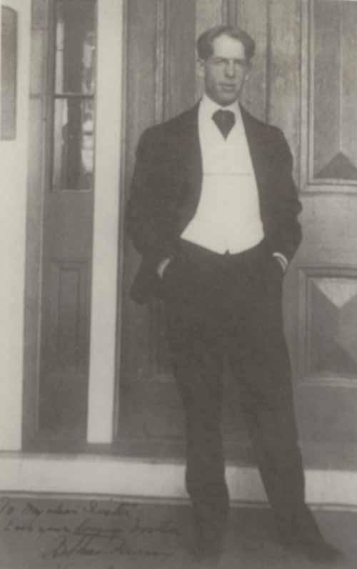 Photo of Arthur Nevin.