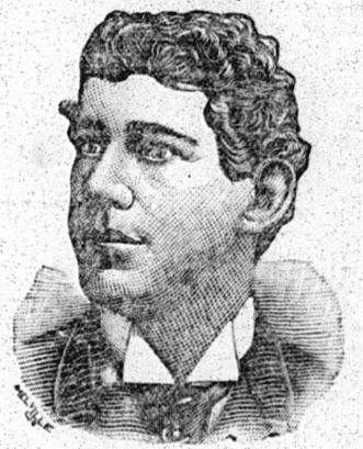 Sketch of DeWolf Hopper