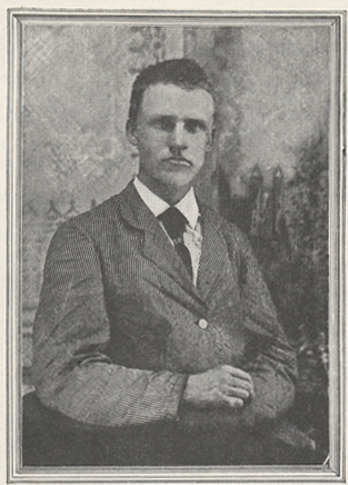 photograph of McClure