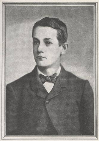 photograph of Albert Brady