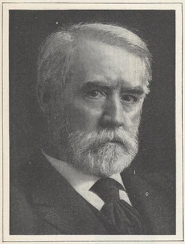 photograph of Theodore De Vinne