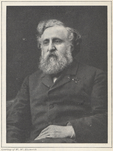 photograph of Roswell Smith