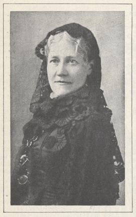 photograph of Mrs. Harriet Prescott Spofford