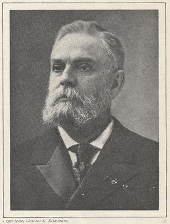 photograph of Colonel Pope