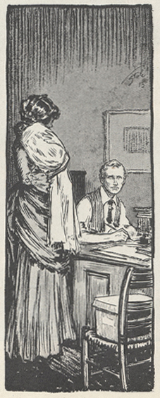 sketch of McClure family