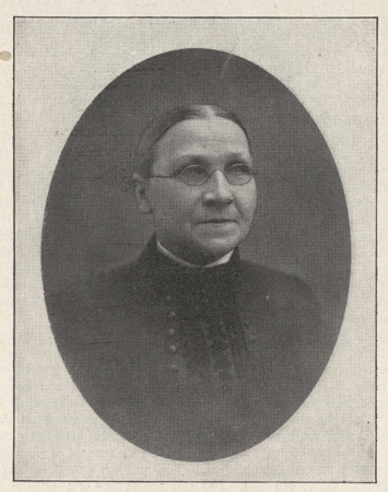 photograph of S. S. McClure's mother