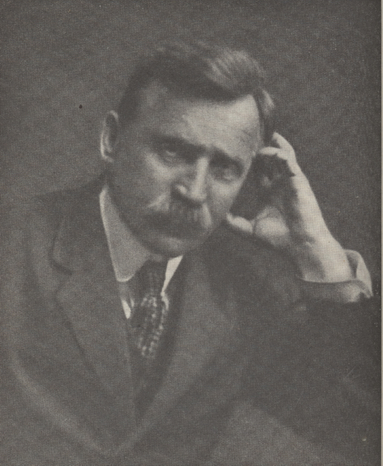 photograph of S. S. McClure