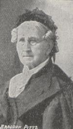 Photograph of Mrs. William McKinley, Sr.