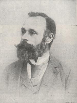 Photograph of Herbert H. Smith.