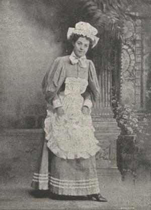 Photograph of a nurse.