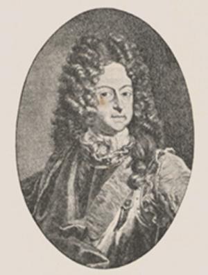 Portrait of George I.