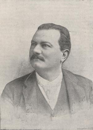 Portrait of Italo Campanini.