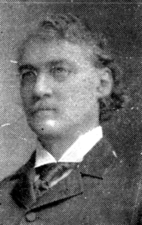 Photograph of Fidelis Zitterbart.
