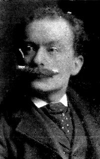 Photograph of Leo Oehmler.